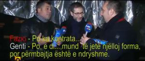 Persino in Albania Fazio e Littizzetto fanno discutere , sono accusati di razzismo.
