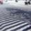 Temperatura record , l'asfalto inizia a sciogliersi